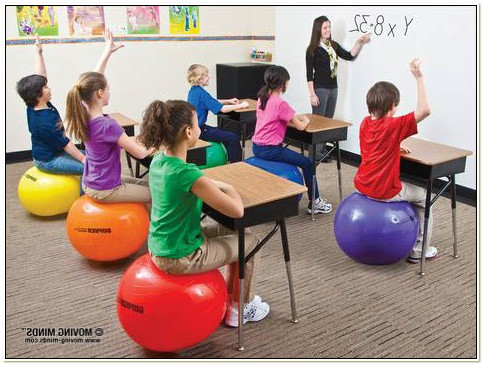 Stability Ball Chair For Classrooms