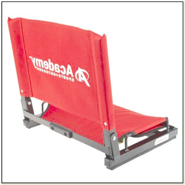 Stadium Chairs For Bleachers Fundraiser