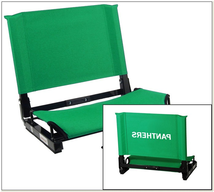 Stadium Chairs For Bleachers Personalized