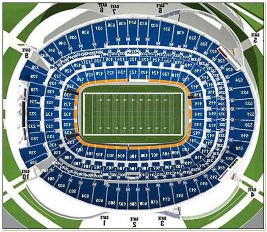Stadium Seat Sports Authority