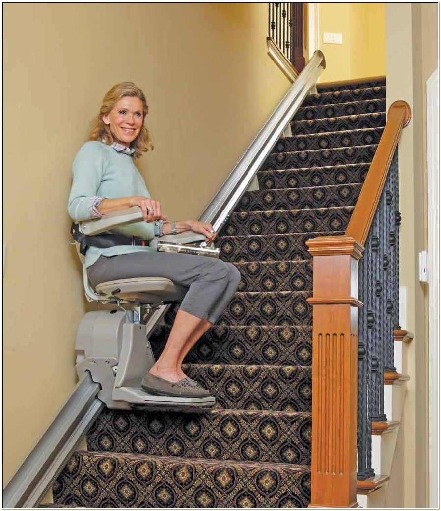 Stair Chair Lift For Seniors