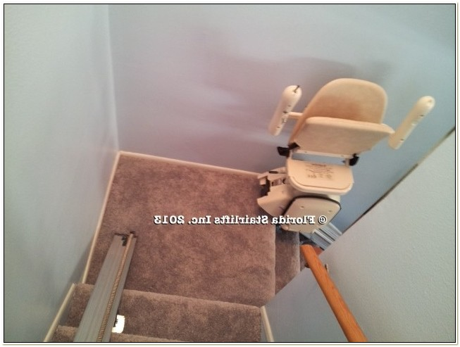 Stair Lift For Stairs With Landing