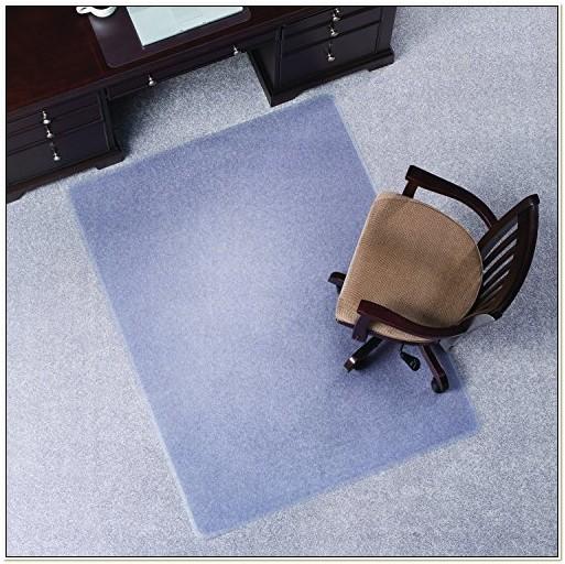 Staples Chair Mat High Pile Carpet
