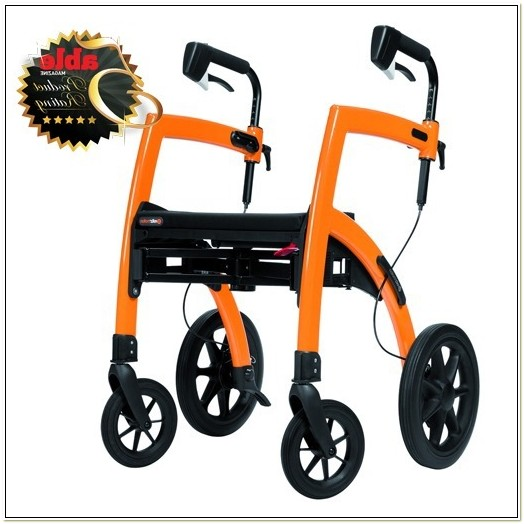 Star Rollator And Transport Chair