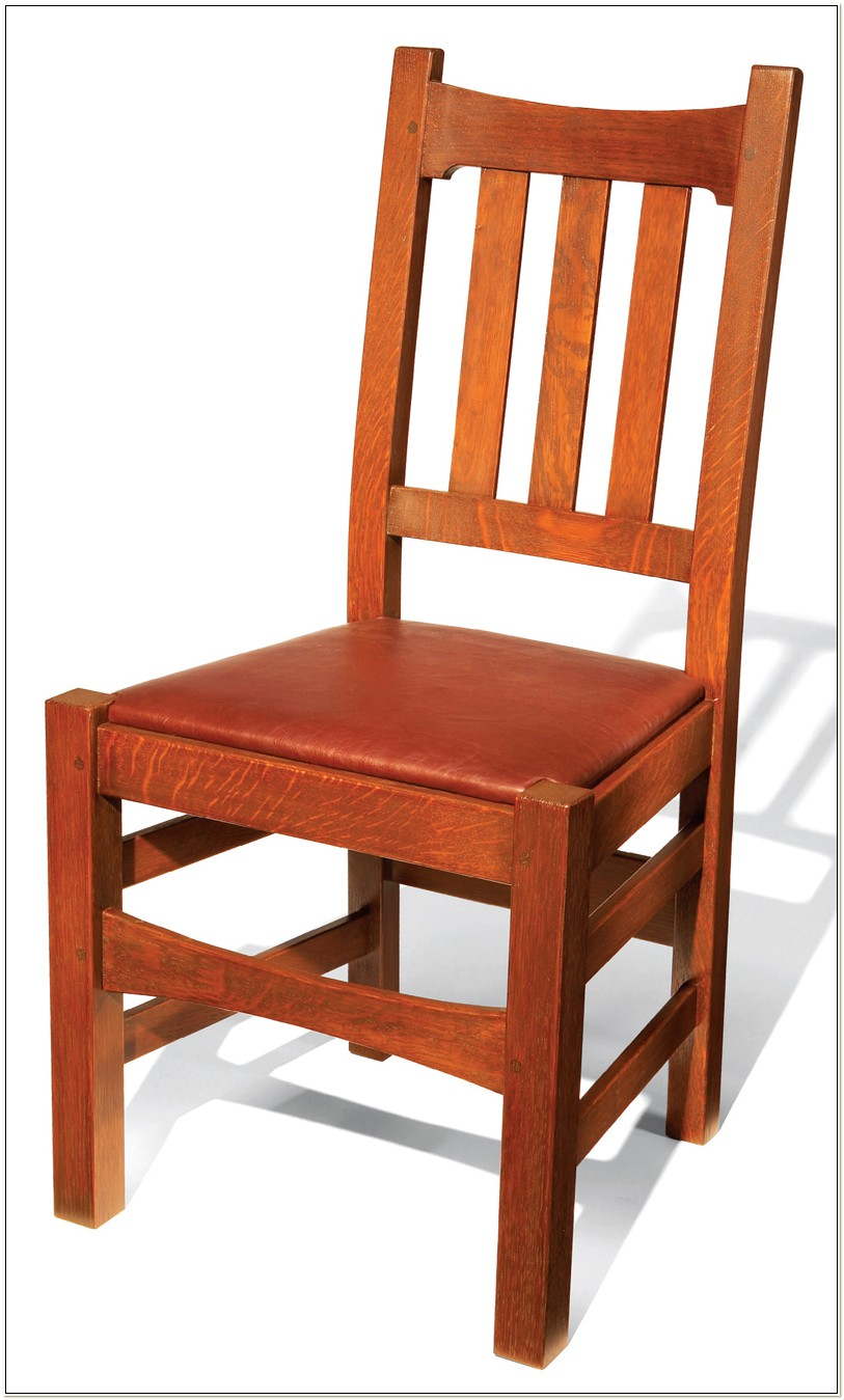 Stickley Dining Room Chair Plans