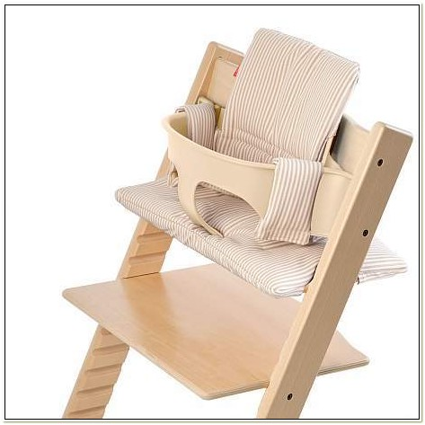 Stokke High Chair Cushion Instructions
