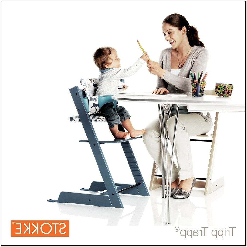 Stokke Trapp High Chair