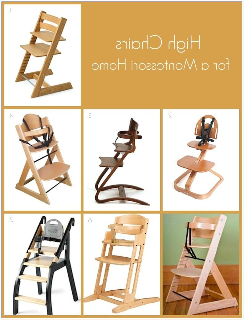 Stokke Wooden High Chair Ebay