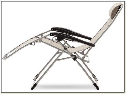 Strathwood Anti Gravity Adjustable Recliner Chair