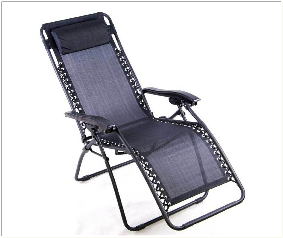 Strathwood Anti Gravity Recliner