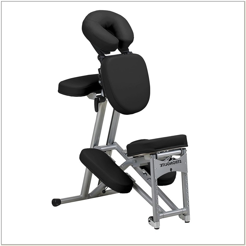 Stronglite Ergo Pro Massage Chair Video