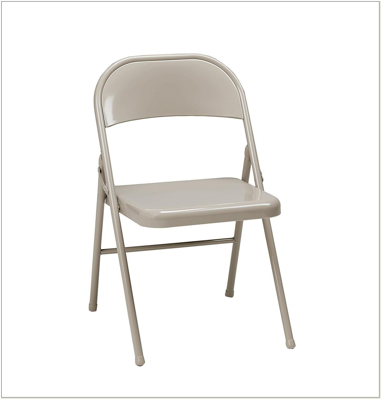 Sudden Comfort Metal Folding Chairs