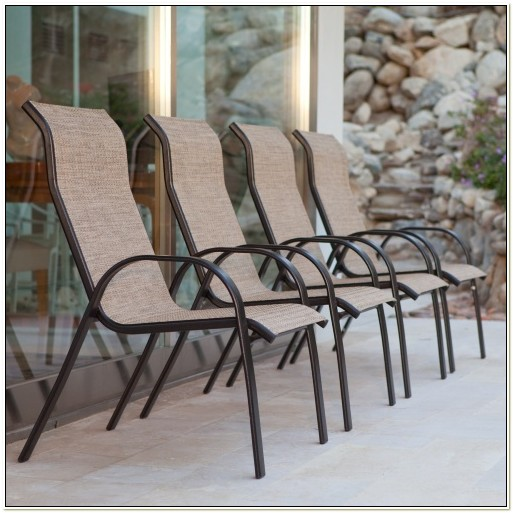 Summer Winds Patio Chairs
