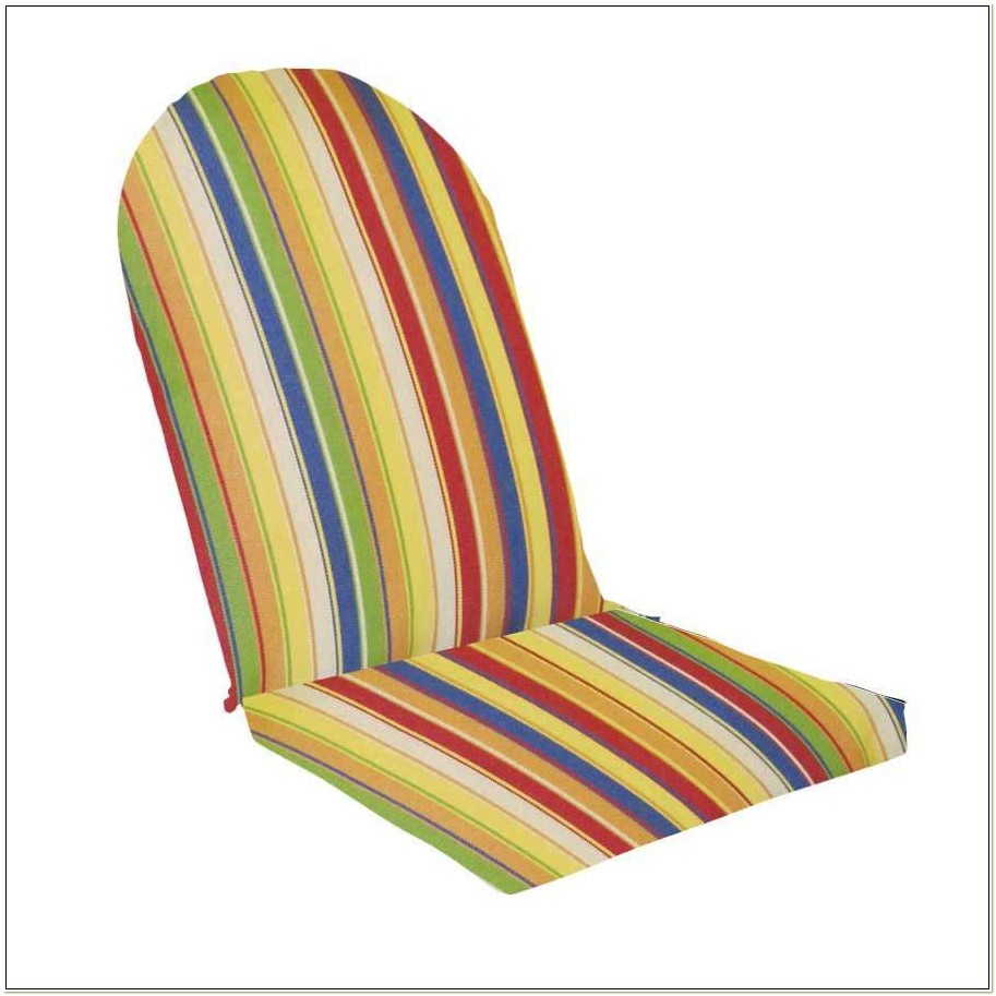 Sunbrella Adirondack Chair Pads