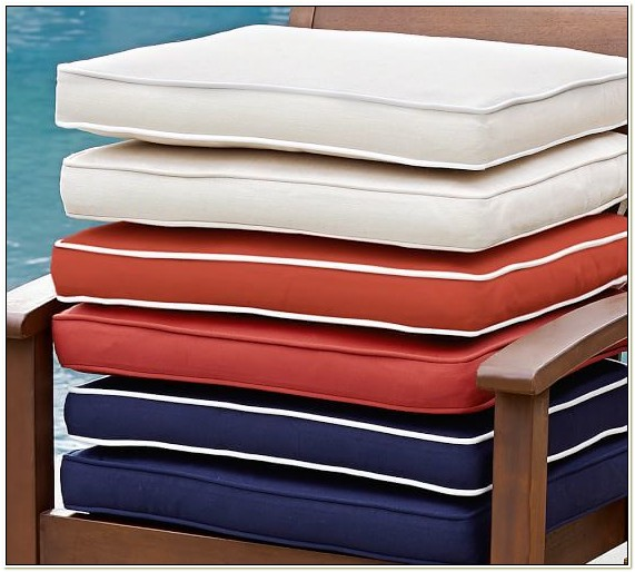 Sunbrella Outdoor Dining Chair Cushions