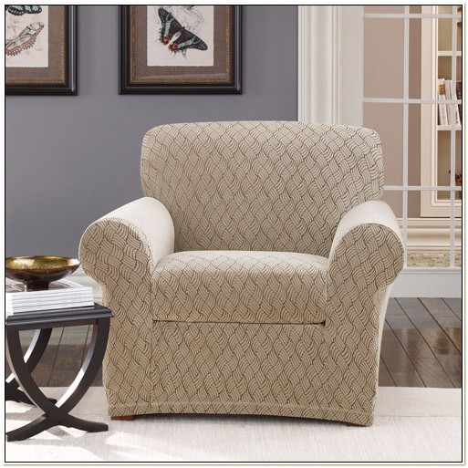Sure Fit Club Chair Slipcovers