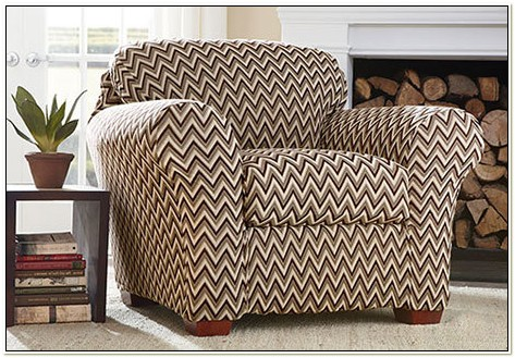 Sure Fit Oversized Chair Slipcover