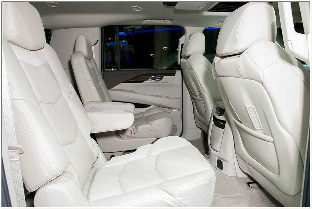 Suv With 4 Captains Chairs