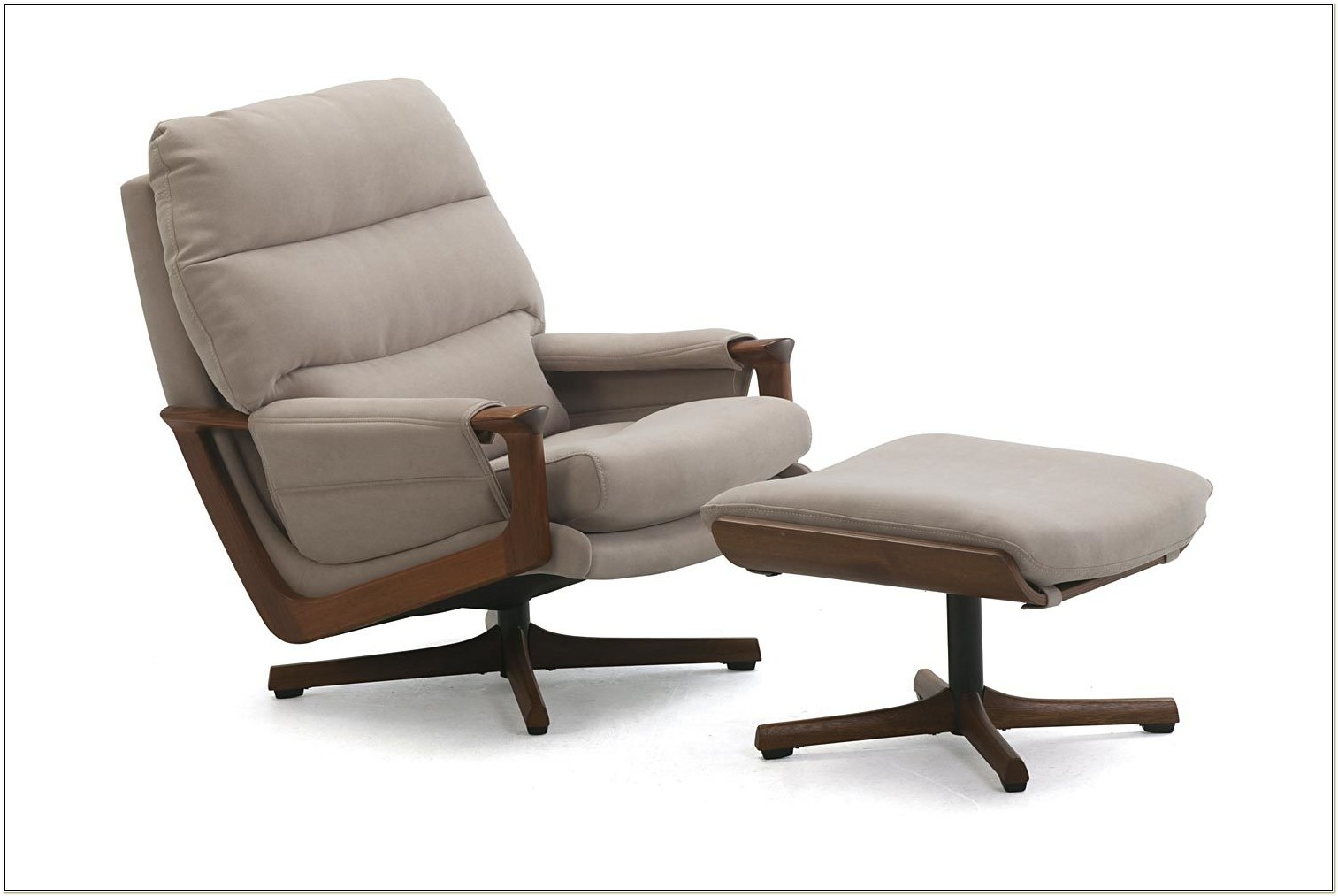 Swivel Chairs With Footstool