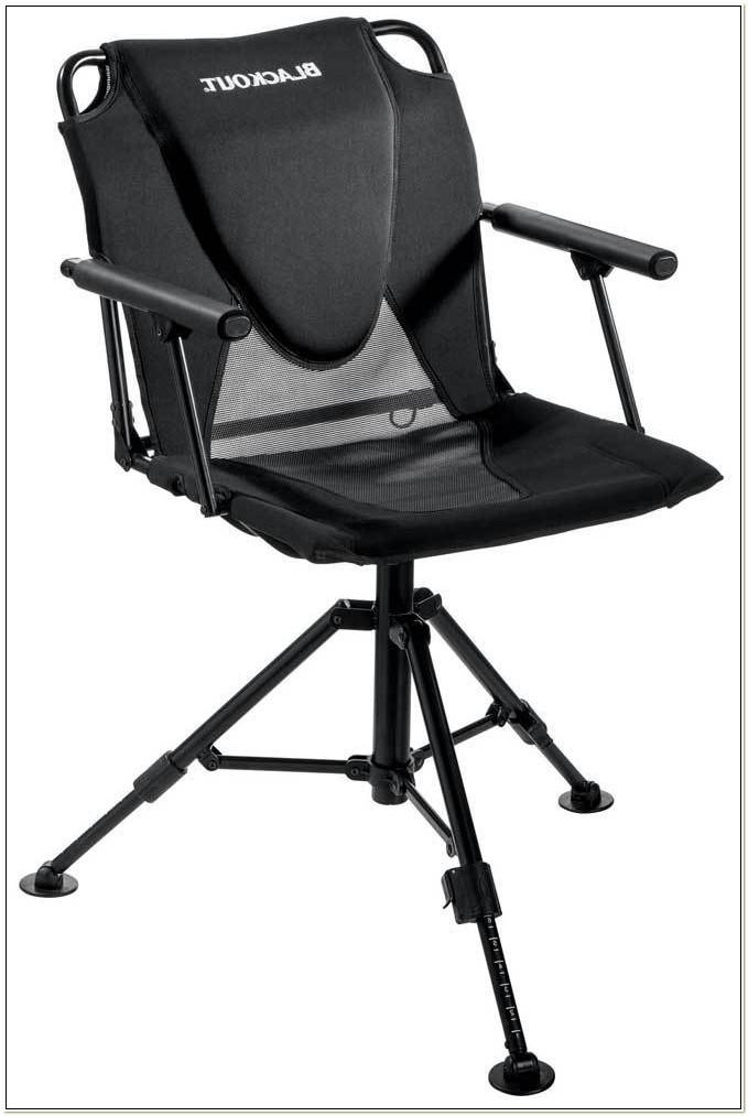 Swivel Deer Blind Chairs