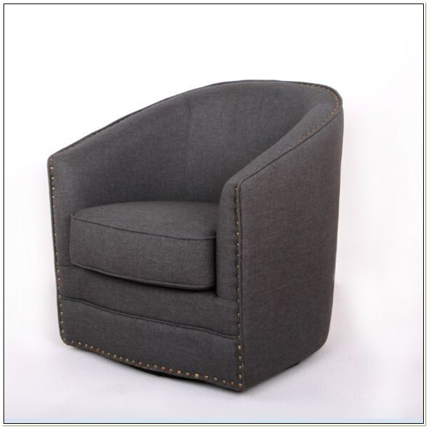 Swivel Glider Tub Chair