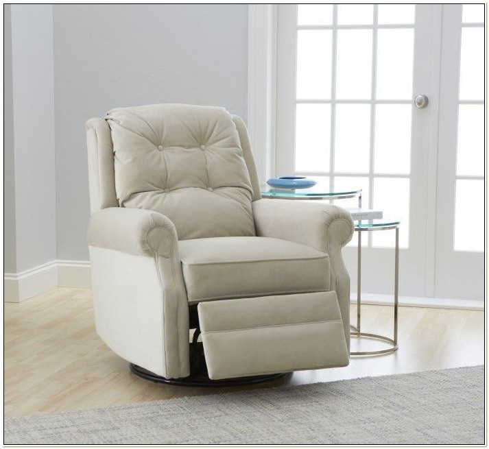 Swivel Rocker Recliner Chairs Fabric