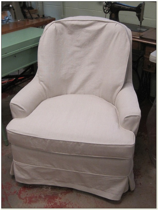 Swivel Rocking Chair Slipcovers