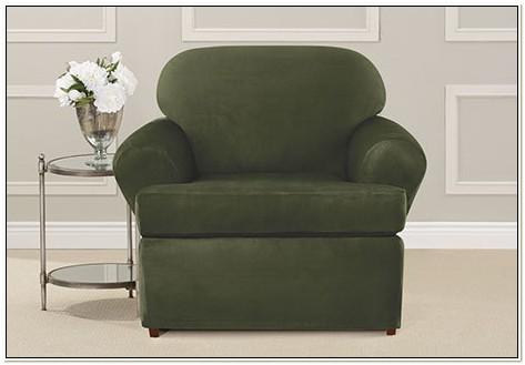 T Cushion Chair Slipcover Stretch