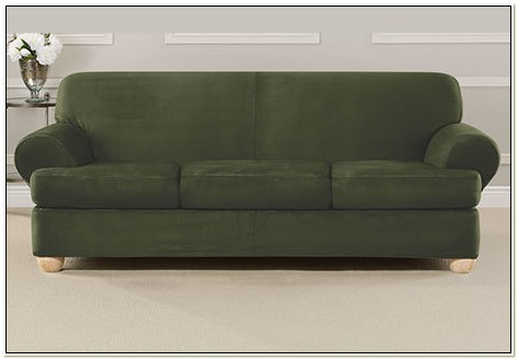 T Cushion Chair Slipcovers 3 Piece
