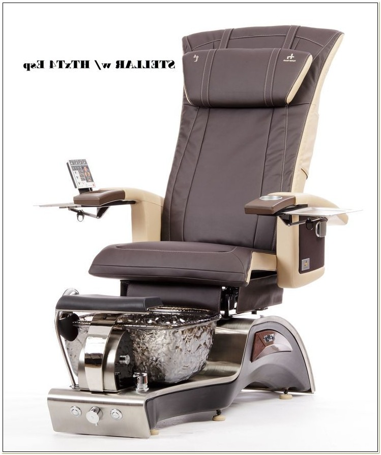 T4 Human Touch Pedicure Chair