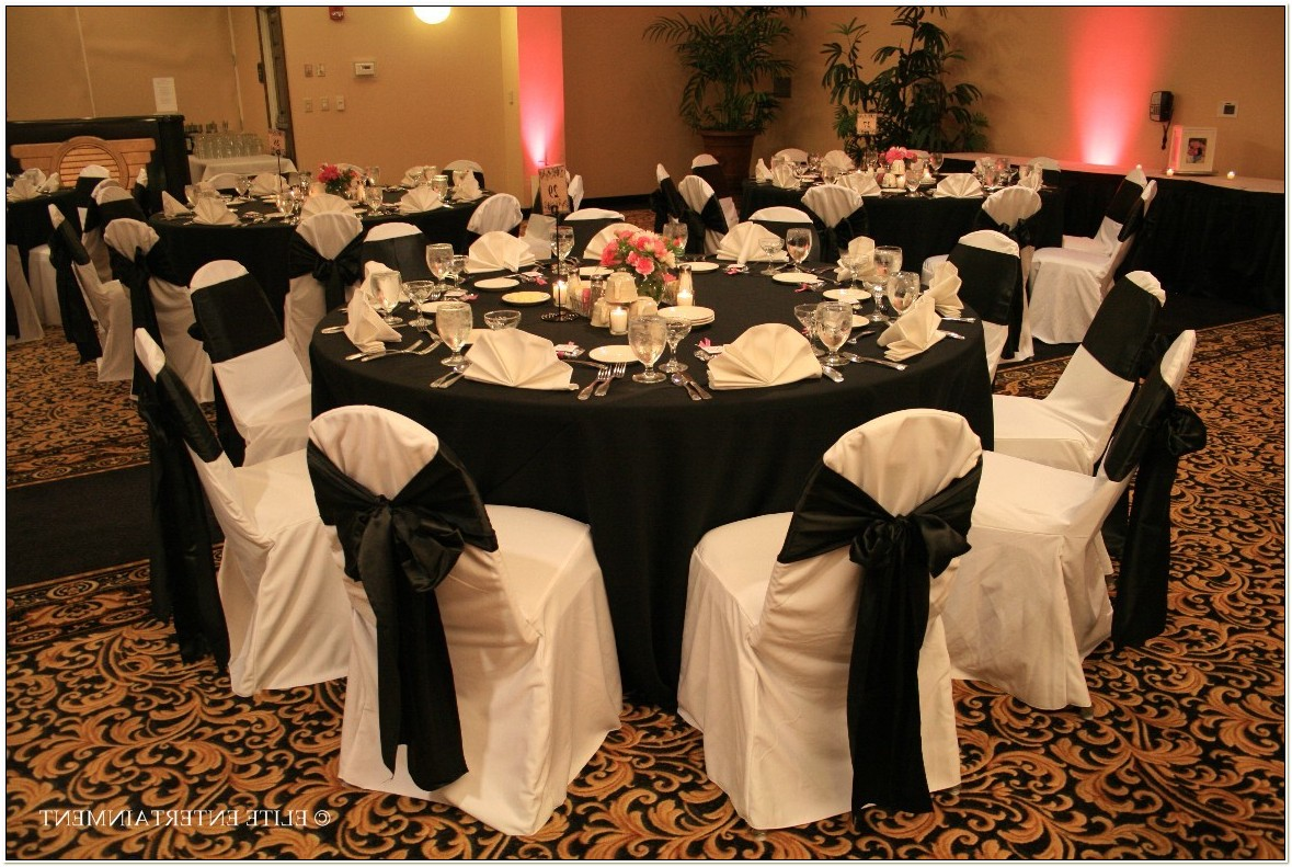 Tablecloths Chair Covers And Sashes