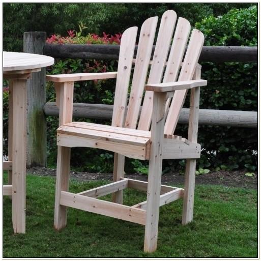 Tall Adirondack Chairs Plans