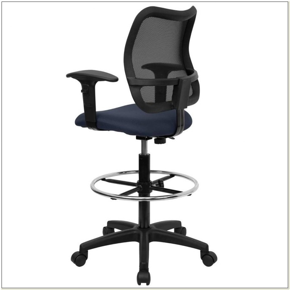 Tall Office Chair For Standing Desk