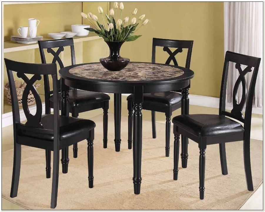 Target Round Kitchen Table And Chairs