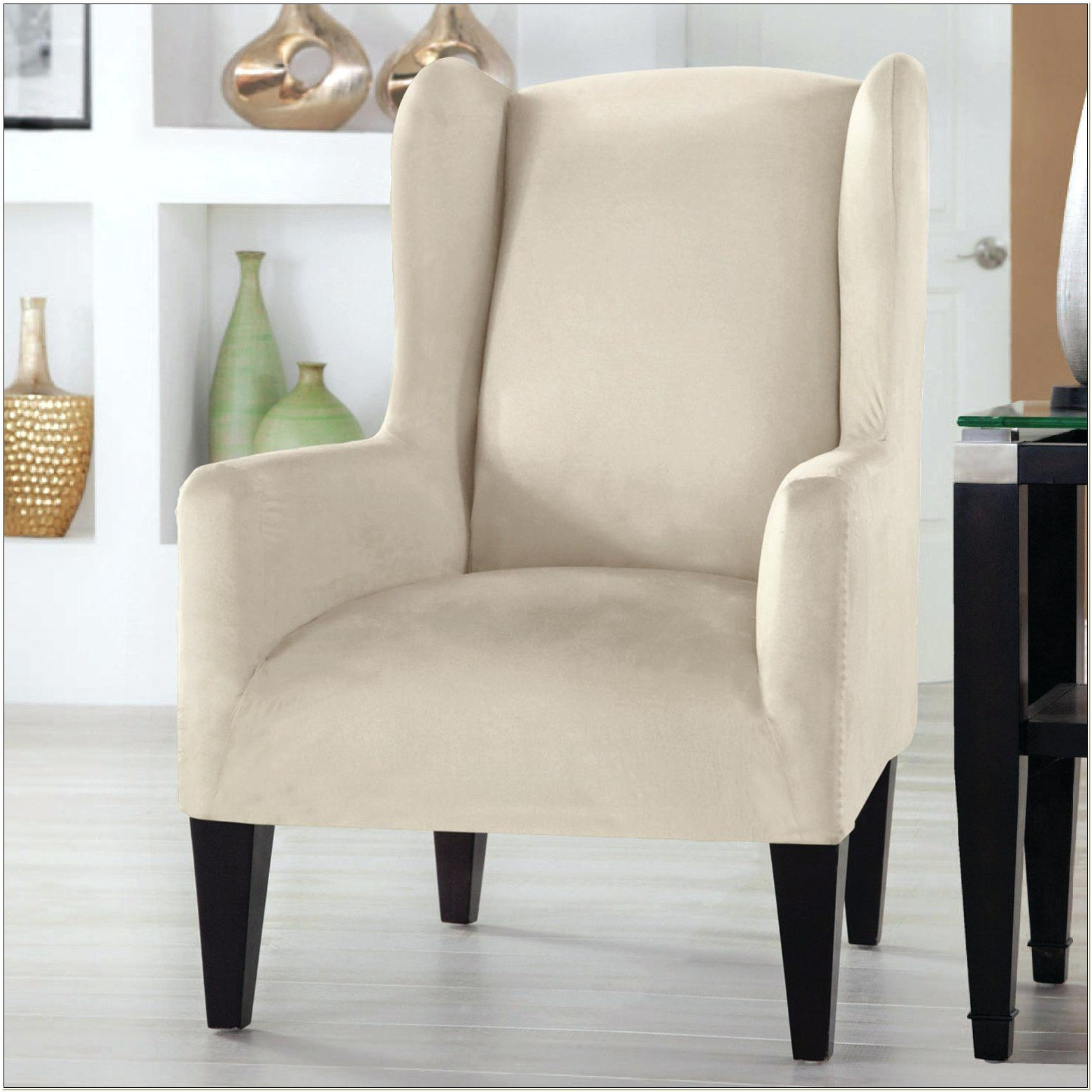 Target Slipcovers For Wingback Chairs