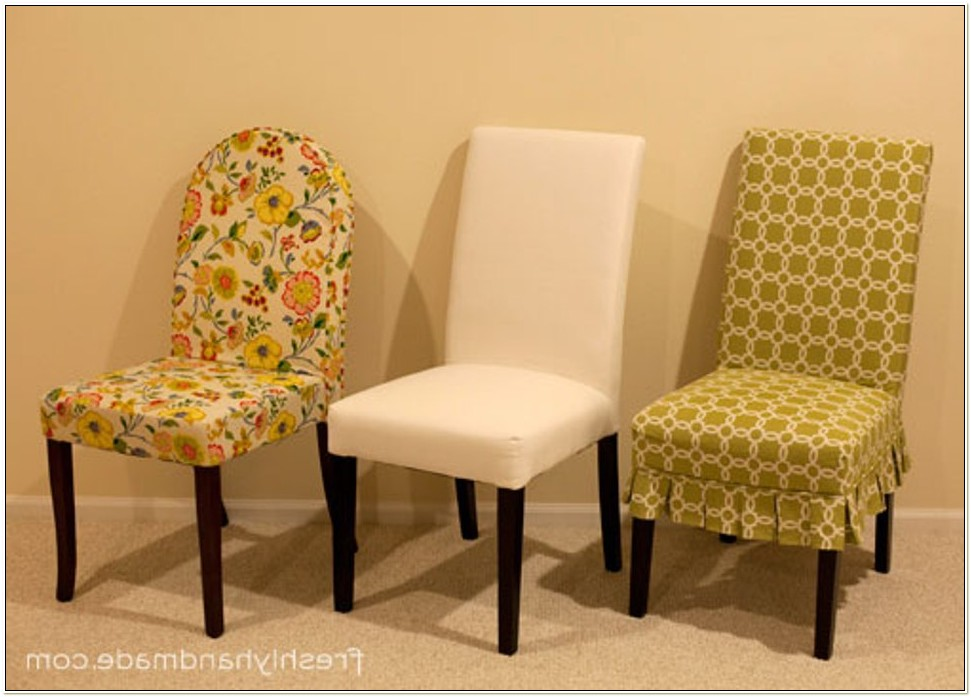 Target Slipcovers Parsons Chairs