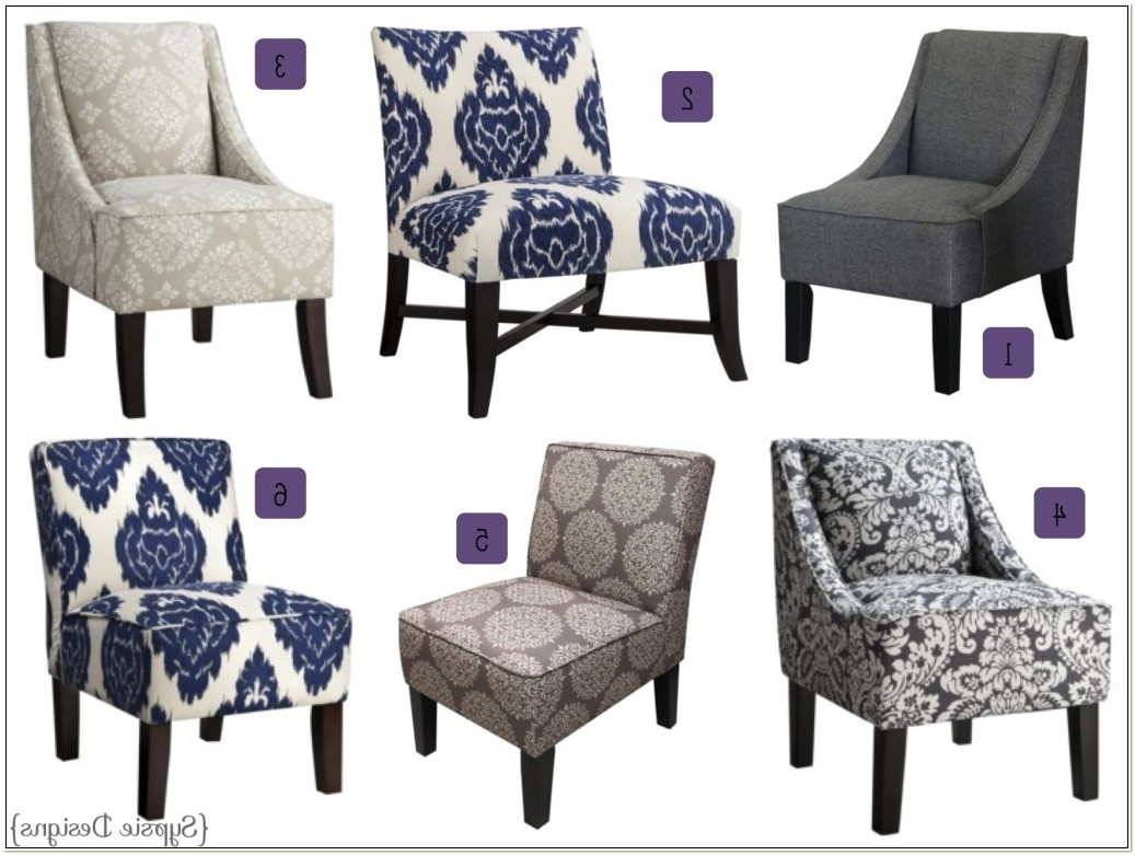 Target Swoop Arm Accent Chair