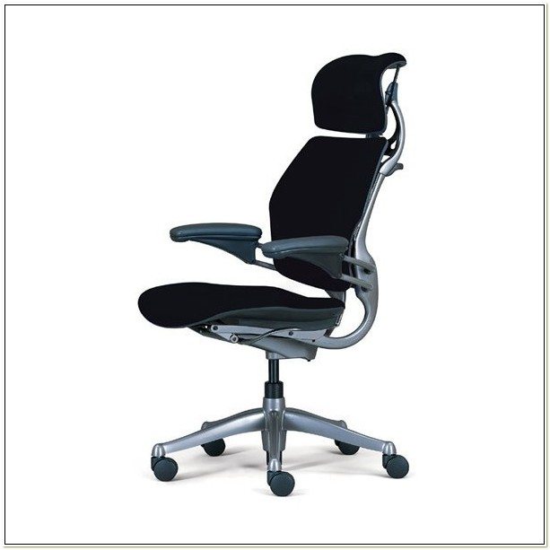 Task Chair With Headrest