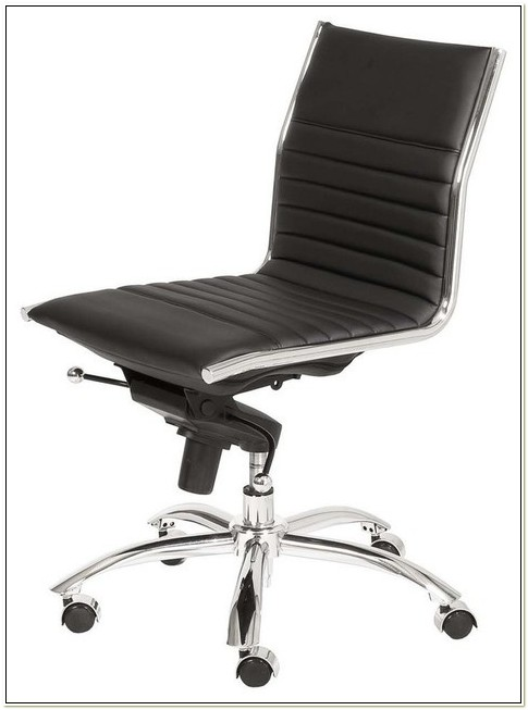 Task Chair Without Arms