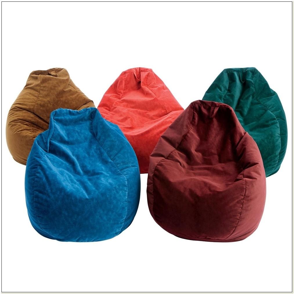 Teardrop Bean Bag Chair Cover