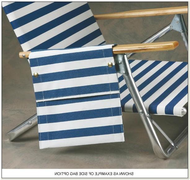 Telescope Casual High Beach Chairs