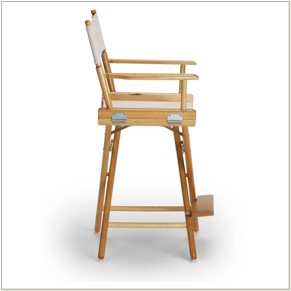 Telescope Counter Height Directors Chair