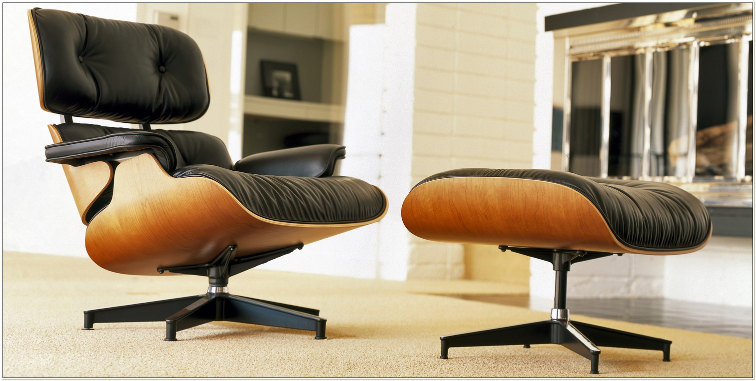 The Eames Lounge Chair History