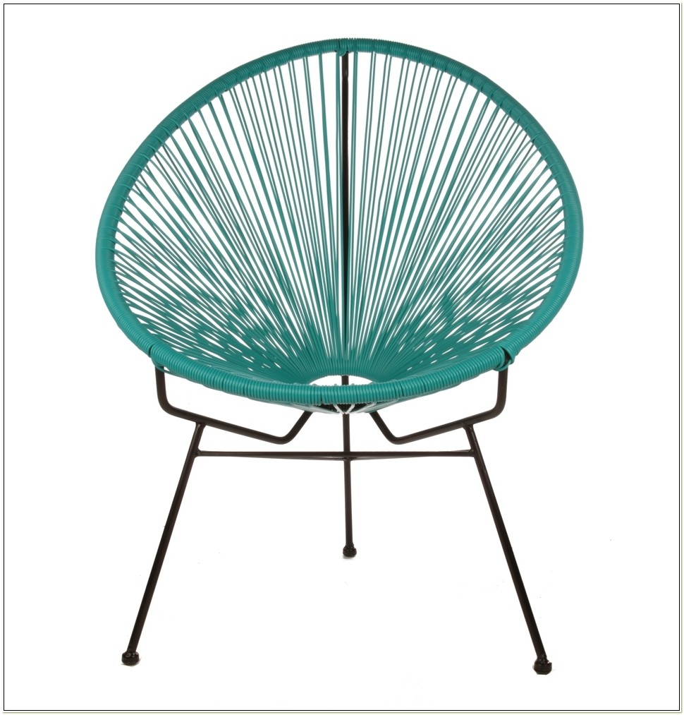 The Matt Blatt Replica Acapulco Lounge Chair
