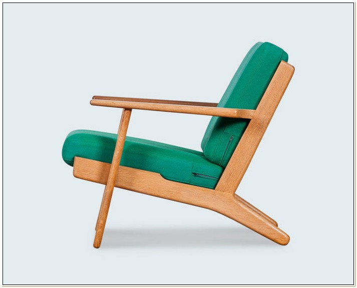 The Plank Chair By Hans Wegner