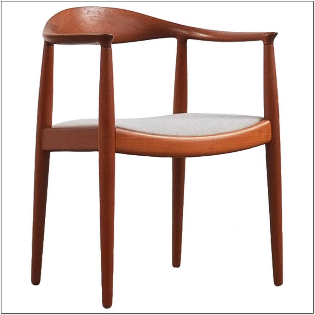 The Round Chair Hans Wegner