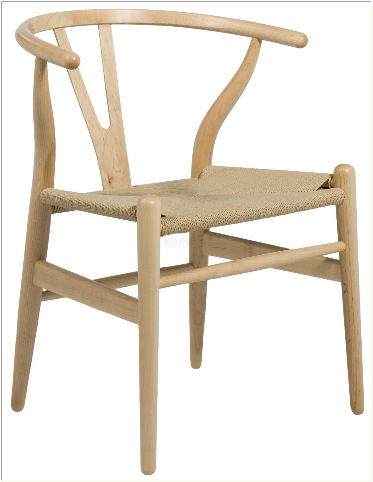 The Wishbone Chair By Hans Wegner