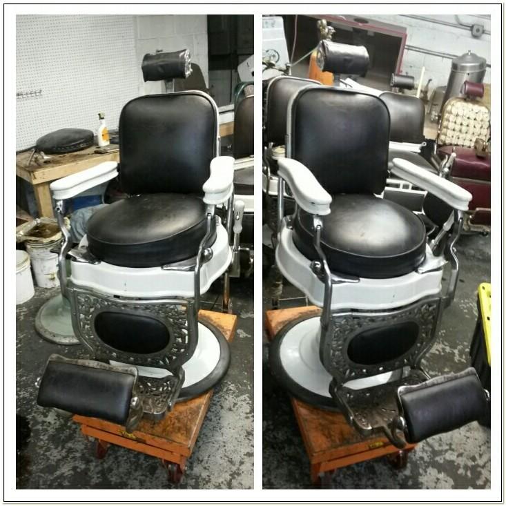 Theo Koch Barber Chair Worth