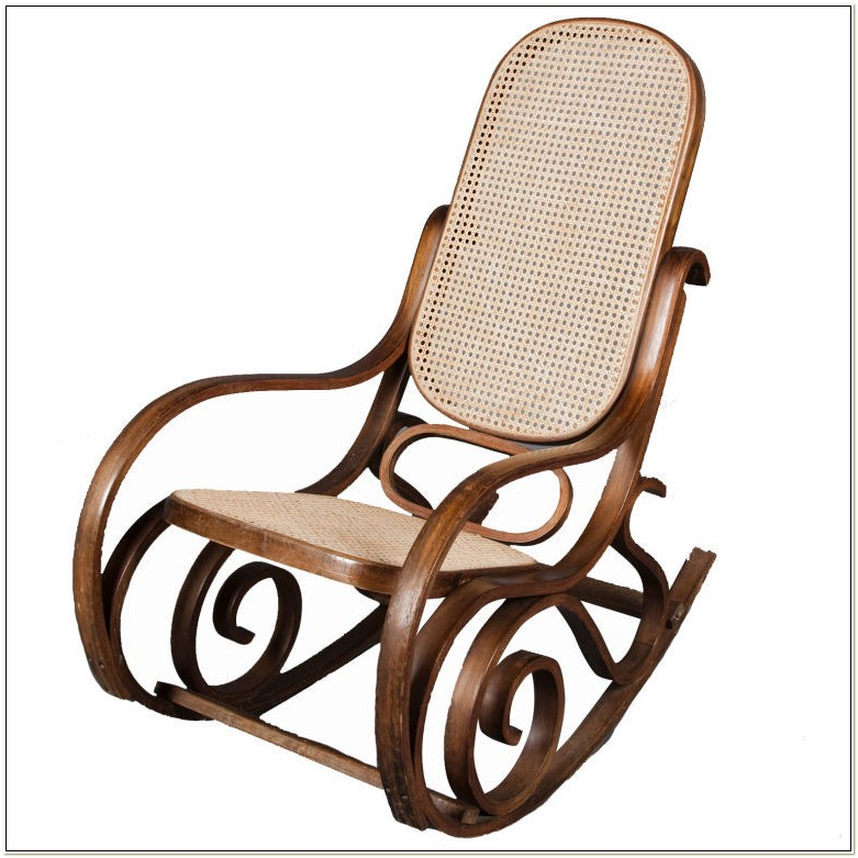 Thonet Bentwood Rocker Rocking Chair