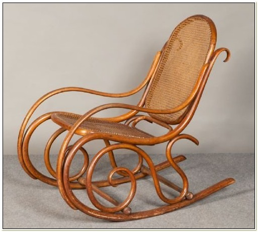 Thonet Bentwood Rocking Chair Value